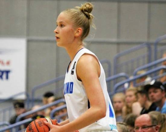 Veera Pirttinen has signed with the team of Snaefell Basketball