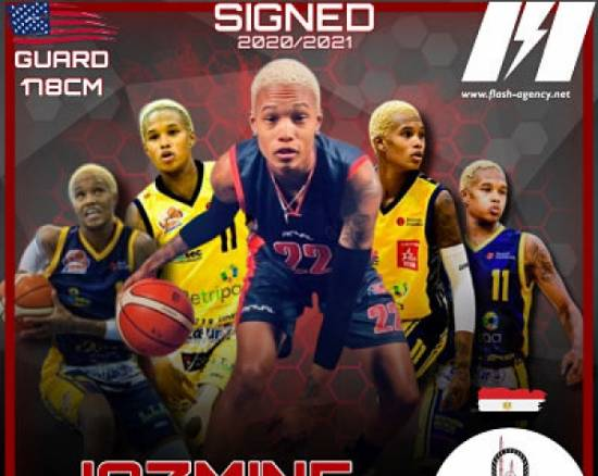 Jazmine Perkins has signed with MISR Insurance