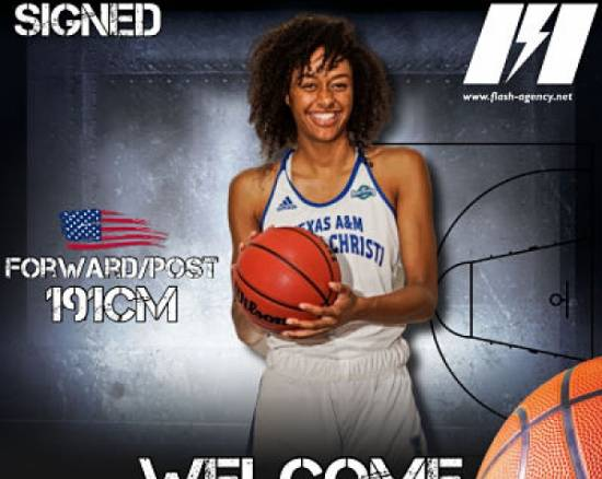 Alexes Bryant has signed with Flash Agency