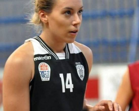 Vagia Karakoula has re-signed with PAOK Thessaloniki