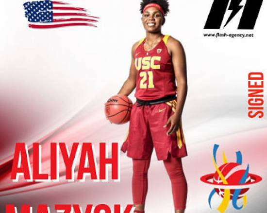 Aliyah Mazyck has signed with CAB Madeira